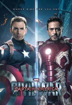 It was the event that changed the Marvel Universe forever. It was hero against hero, friend against friend. It was called Civil War. Is now being made into a next Captain America movie coming in 2016. If you never read the Civil War series check them out today at our Make Mine Marvel page.   http://tomatovisiontv.wix.com/tomatovision2#!make-mine-marvel/cblg