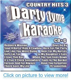 Party Tyme Karaok: Country Hits 3 #Party #Tyme #Karaok: #Country #Hits