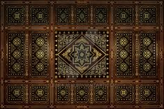 Mosque Al Saleh ( Ceiling ) by Baraja19 on DeviantArt