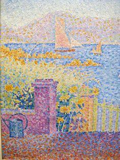 Paul Signac (1863-1935, France)