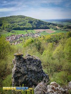 Bei Stübig können Sie die Fränkische Schweiz – genauer gesagt ihren Westrand – pur beim Wandern erleben. Mountains, Nature, Travel, Tours, Hiking, Naturaleza, Viajes, Trips, Off Grid