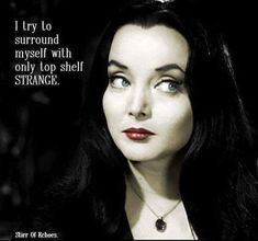 Morticia Addams, Gomez And Morticia, Addams Family Show, Addams Family Quotes, Funny Relatable Quotes, Funny Picture Quotes, Gothic Chic, Introvert Problems, Tuesday Motivation