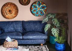 Nukkekodin sisustus: askartele Fimo-massasta seinäkoristeita ja ruukkuja | Meillä kotona