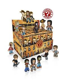 Show details for Walking Dead Mystery Mini Series 2