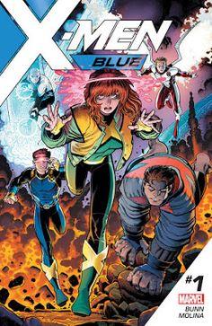 X-MEN GOLD & X-MEN BLUE
