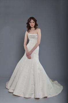 """gorg. gorg. gorg.  Austin Scarlett """"Livia"""" at Hitched Bridal Salon!"""