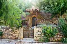 Монастырь Иоанна Предтечи, Крит.