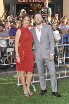 Jennifer Garner in Lanvin at Timothy Green premiere