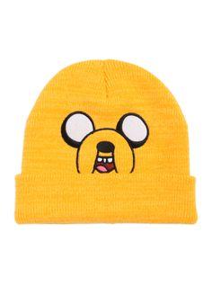 Adventure Time Jake Watchman Beanie - Hot Topic Visual Kei 540892b505
