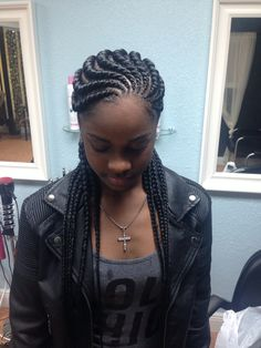 Ghana Braids Shek Hair Salon                                                                                                                                                     More