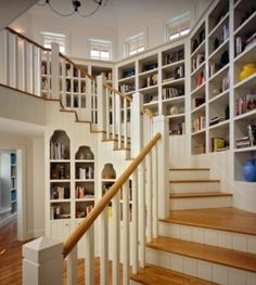 The most awesome book/staircase
