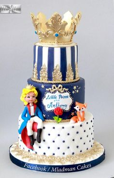 Little Prince Cake by MLADMAN