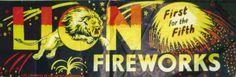 Standard Fireworks, Bonfire Night, Cyber, Museum, Posters, Retro, Art, Art Background, Kunst