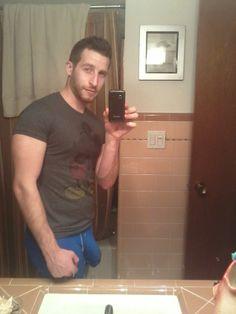 huge bulge sexy stud #bigbulge
