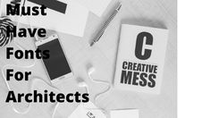 Fonts That Every Architects Should Have – Unbuilt Studio Online Architecture, Architecture Design, Architectural Lettering, Font Sites, Graphic Design Tutorials, Sketch Design, Presentation Design, Thesis, Architects