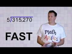Math Antics - Long Division. I just finished watching this and I am seriously going to use it to teach long division next week. The instructions are clear and will really help those kiddos still trying to figure out long division!