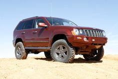 WK Grand Canyon II from Jeep's Underground Vehicles Division on AllPar.com