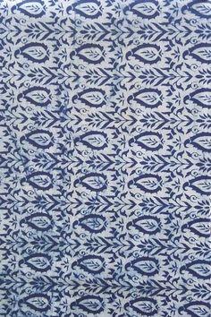 Dabu Hand Block Printed Cotton Fabric Silk Fabric, Printed Cotton, Kurti, Fabrics, Prints, Inspiration, Collection, Ideas, Tejidos
