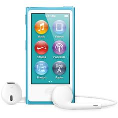iPod Nano 7th Generation - Best MP3 Players With Bluetooth