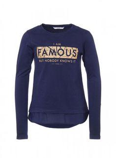 T-Shirt's L/S azul
