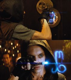 Whoever gets me a stele for my birthday is my new bestfriend, but I'll accept Jace Wayland instead...