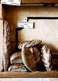 Pain aux cereales * http://lineklein.blogspot.com/