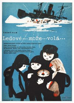Poster art in history. Second part of the story on film posters made in Czechoslovakia. What made them the best film posters of the time? Let's find out!
