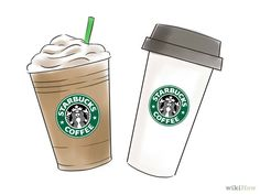 this is great for me, a coffee-illiterate!  How to Order at Starbucks: 16 Steps (with Pictures) - wikiHow