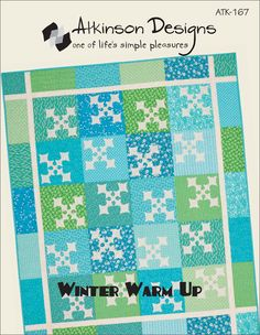 - Winter Warm Up Quilt Pattern - at The Virginia Quilter