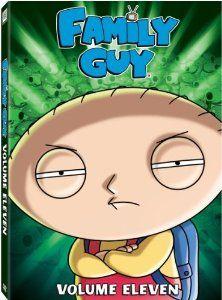 Amazon.com: Family Guy: Volume Eleven: Family Guy: Movies & TV