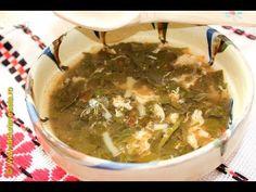 Bors de stevie | Farfuria vesela - YouTube Romanian Food, Palak Paneer, Stevia, Food Videos, Ethnic Recipes, Youtube, Mariana, Youtubers, Youtube Movies