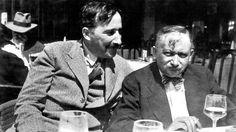 Joseph Roth y Stefan Zweig, en el balneario de Ostende y en los años próximos a la guerra que lo cambiaría todo.