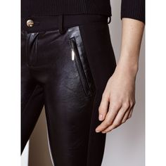 Pantalón legging negro coleccion javier simorra
