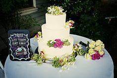 Outdoor California DIY Wedding by Emily Heizer, California Wedding Photographer | Plus, The Bachelorette Recaps | The Knotty Bride™ Wedding Blog + Wedding Vendor Guide