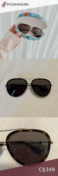 Gucci 57mm Polarized Metal Aviator Sunglasses Brown & black frames Glare reducing-polarized lenses Adjustable nose pads Excellent condition  Authentic GUCCI ✨😎 Gucci Accessories Sunglasses Gucci Cat Eye Sunglasses, Black Sunglasses, Sunglasses Case, Gucci Brand, Gucci Gucci, Gucci Accessories, Sunglasses Accessories, Black Frames, Louis Vuitton Belt