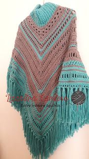 Ateliê Amiguartes: PONCHO SEDA!! ESTILO BOHO CHIC! Estilo Boho Chic, Crochet Top, Blanket, Fashion, Crochet Poncho Patterns, Crochet Winter, Knit Baby Patterns, Crochet Sachet, Crochet Poncho