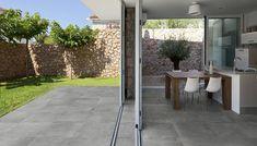 Terras in keramische parket: warm én antislip   Gilbo tegels Construction, Patio, Outdoor Decor, Design, Home Decor, Products, Roof Tiles, Boden, Building
