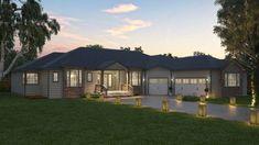 Gold Mountain - Reality Homes Inc. Custom Home Plans, Custom Home Builders, Custom Homes, New House Plans, Dream House Plans, Home Inc, Building A New Home, Sweet Home, New Homes