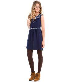 hoy toca vestido... :) #springfield#cookyourlook