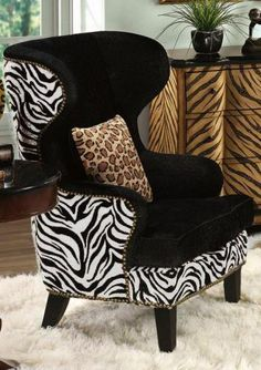 and this chair!
