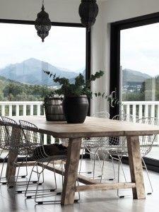 www.byrust.no/blogg Outdoor Decor, Decor, Furniture, Outdoor Tables, Outdoor Furniture, Home, Dining Room, Home Decor, Room