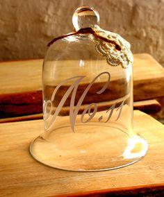 Bell jar table numbers