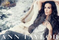 love this campaign for Ann Taylor
