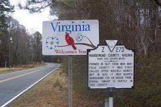 Nansemond County Virginia Historical Marker