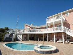 Mingo Manor - Gulf Pines, Large Private Pool!  total $2187 for 3 families