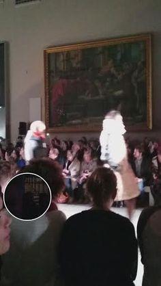 London 2016, Christopher Raeburn, Fashion Show
