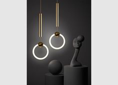 Ring Light by Lee Broom - not available in the US.