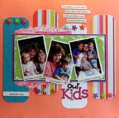 Our Kids - Scrapbook.com