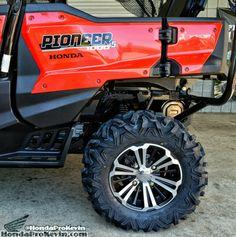 2016 Pioneer 1000 Ride Review   All New Honda SxS / UTV / Sideu2026 | 2016 Honda  Pioneer 1000   5 Ride Review   Specs + More | SxS / UTV / Side By Side ATV  ...
