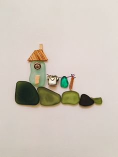 Seaglass Art pictures